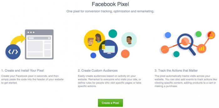 facebook pixel music